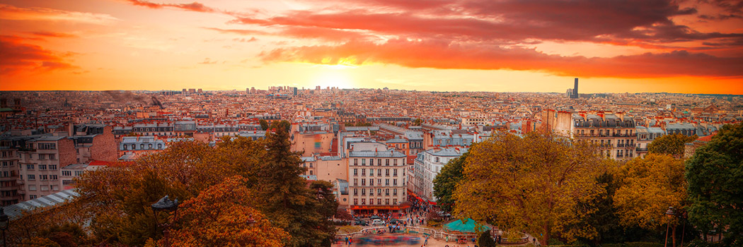 Blog una escapada de dos d as a montmartre for Escapadas a paris desde barcelona