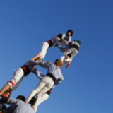 Tarragona, city of human towers