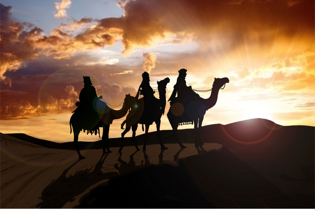 The three wise men a christmas tradition in spain