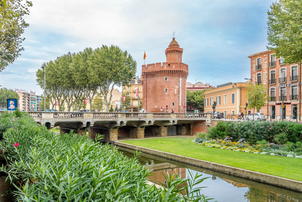 Blog A day in Perpignan