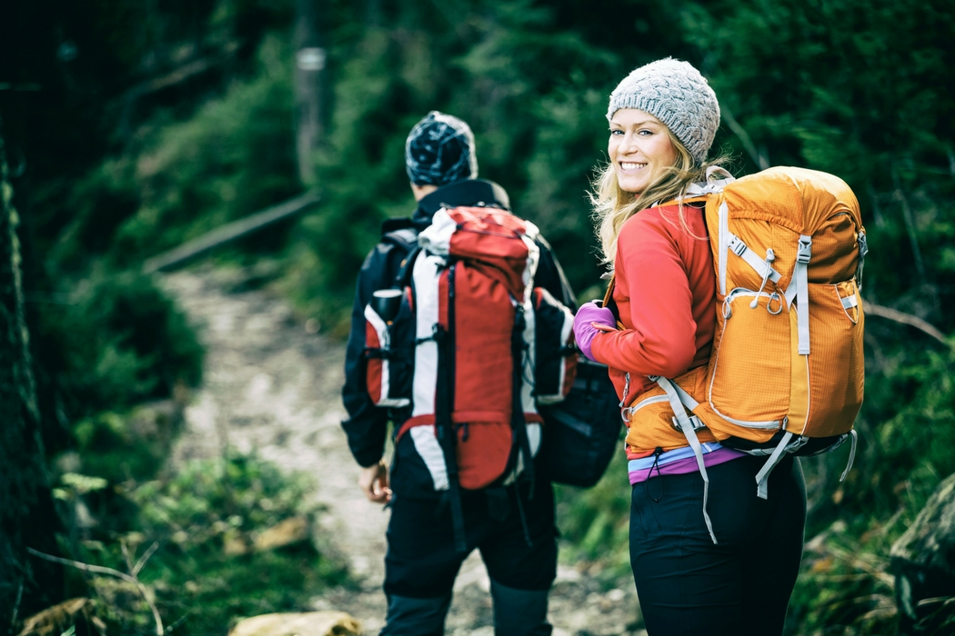 Create video content of your hikes