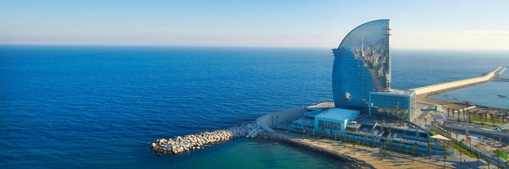Blog the best luxurious hotels and resorts in france and spain for Hotel france barcelona
