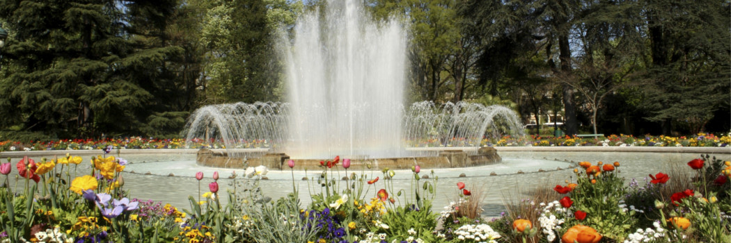Blog parks that you cannot miss in spain and france for Jardin royal toulouse